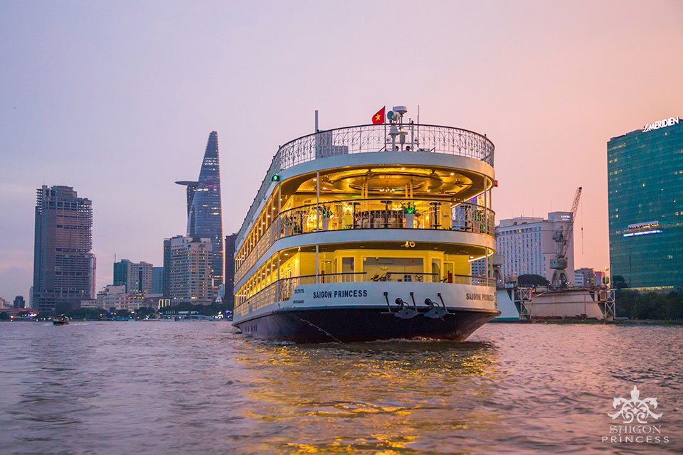 Saigon Princess - Unique Fine Dining River Cruise