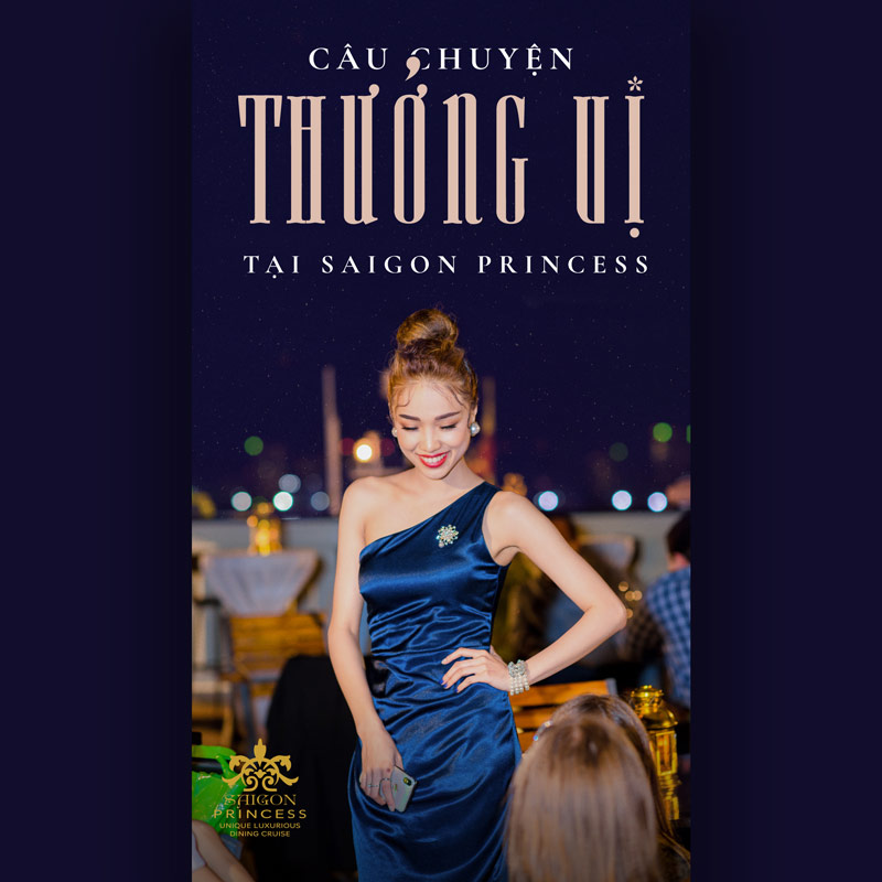 The savour story at Saigon Princess