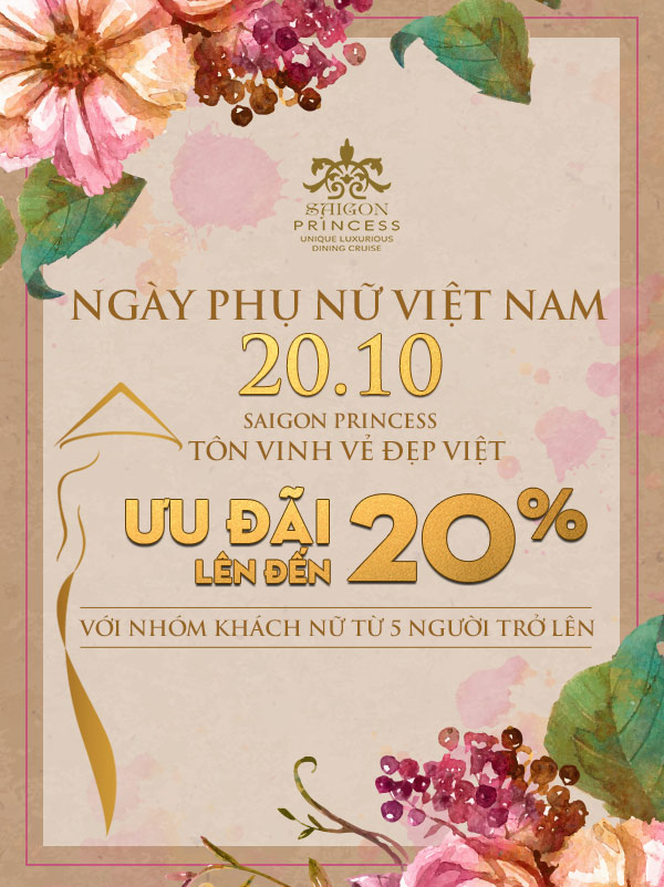 Vietnamese Women's Day 2019