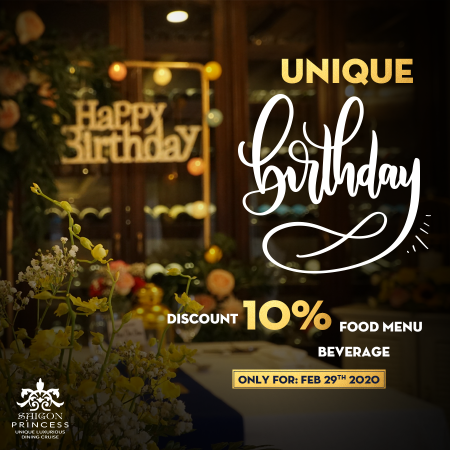 Waiting 4 years to enjoy your birthday cake? || Let's celebrate your day at its best