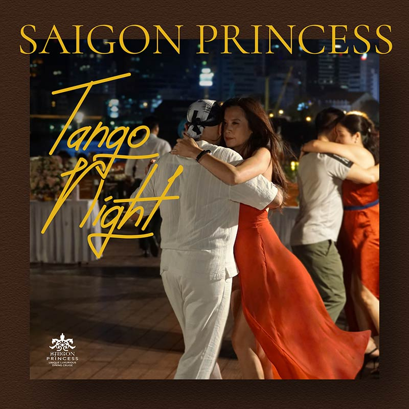 Tango dance - Great experience at Saigon Princess - Copy