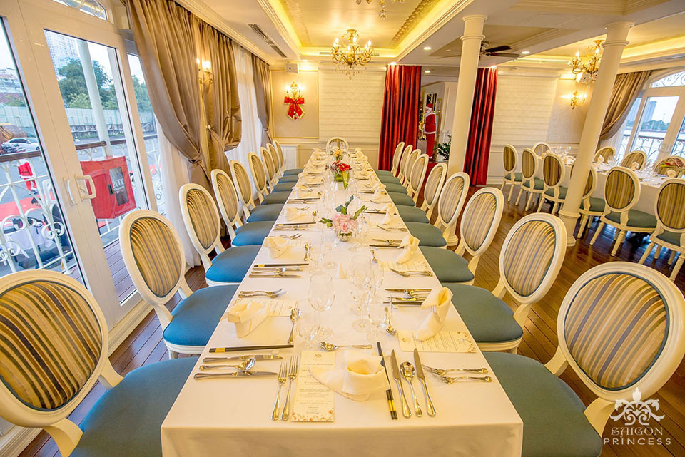 Saigon Princess - Nha Be Private Dining Room