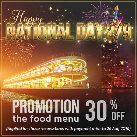 30% OFF for NATIONAL DAY