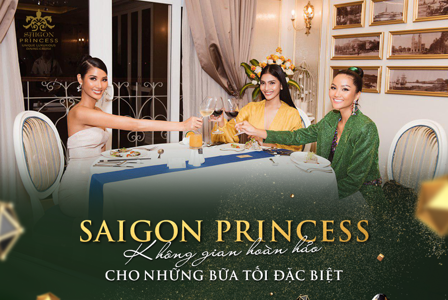 Saigon Princess || Perfect space for special dinners